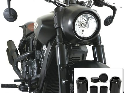 6 Piece Fork Cover Kit For 18-UP Scout Models