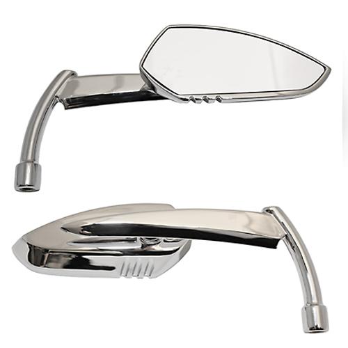 Chrome KNIFE Mirror