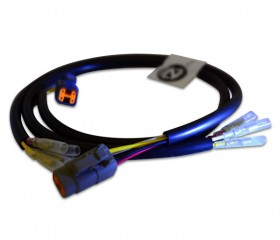Wiring Harness Kit<br><small>With Female Plugs and OEM H-D Plugs</small>