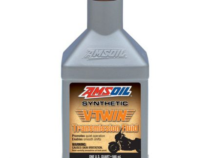 Amsoil Synthetic Transmission Fluid for V-Twins