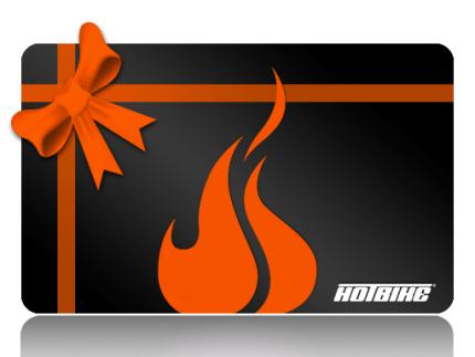 Hotbike Gift Card