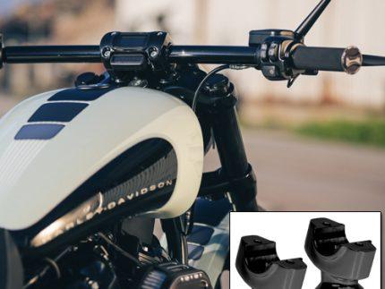 flat riser kit for fxbr breakout models